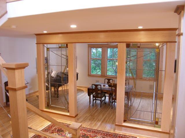 birch hardwood from Schmidt Custom Floors in Boulder, CO