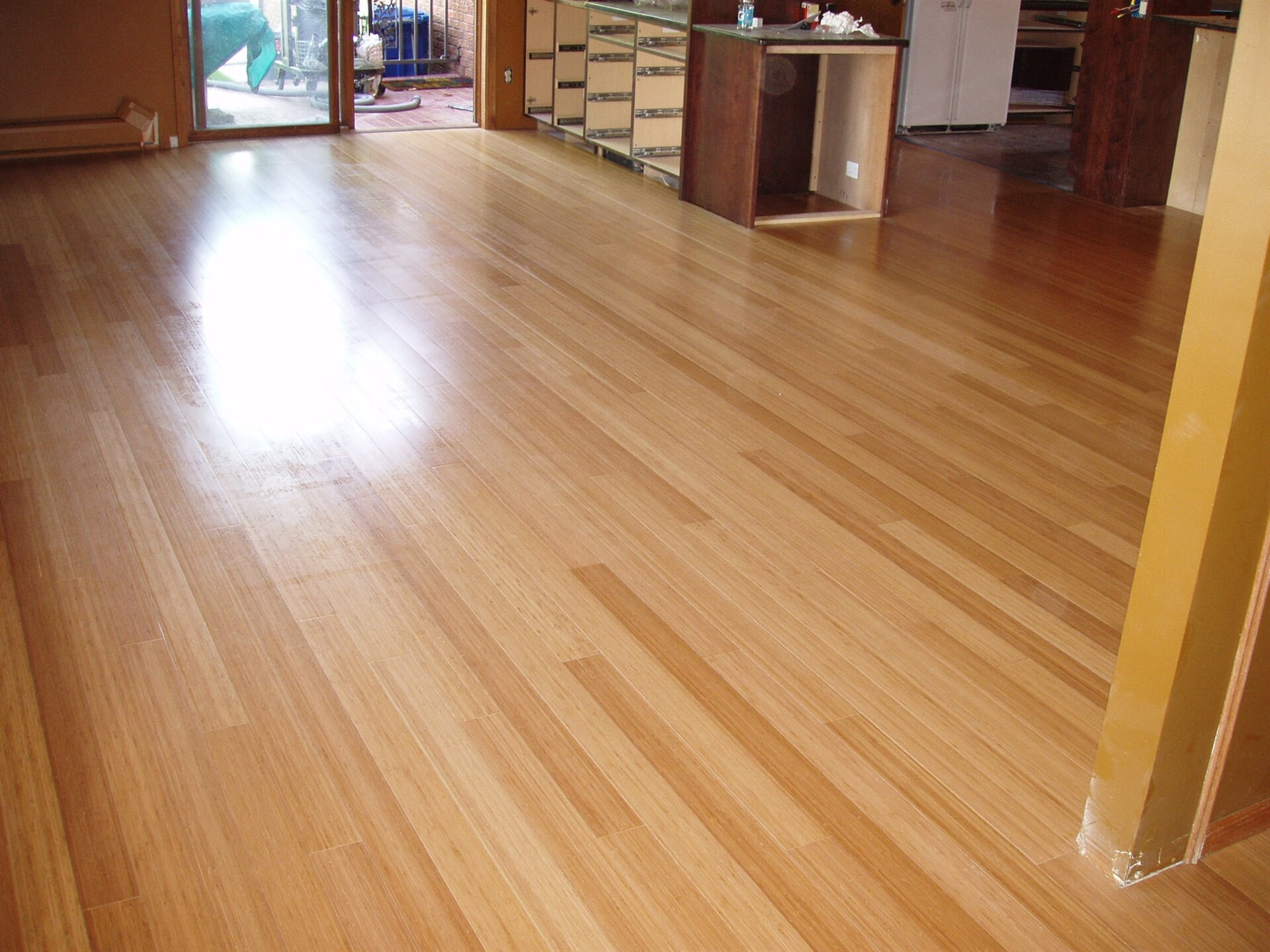 Hardwood flooring at Schmidt Custom Floors in Boulder, CO