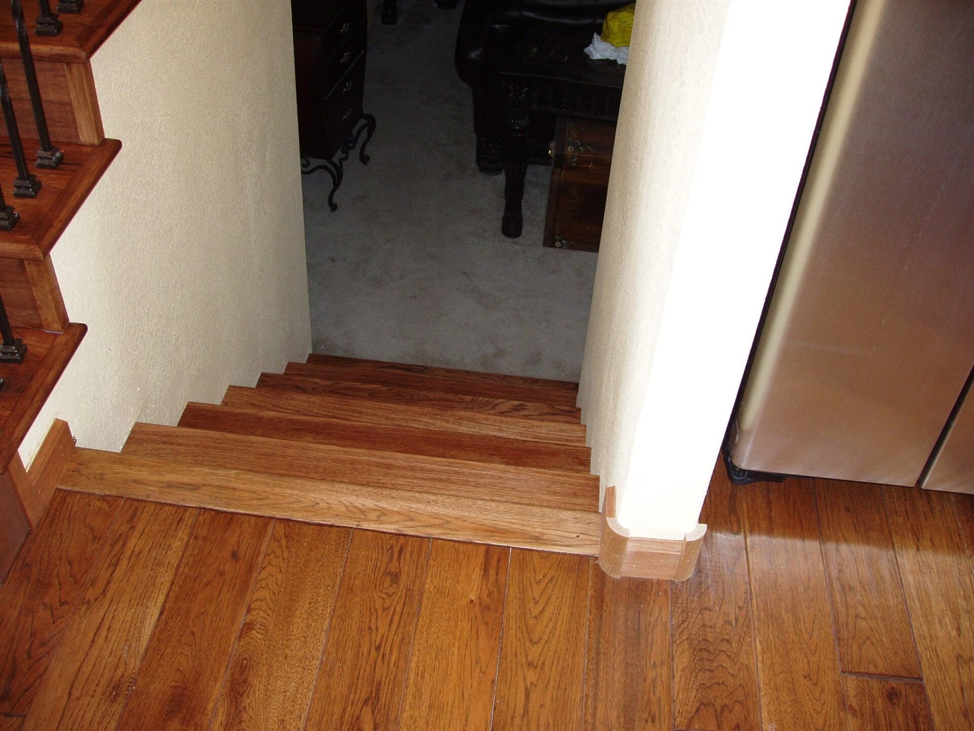 Hardwood flooring at Schmidt Custom Floors in Fort Collins, CO