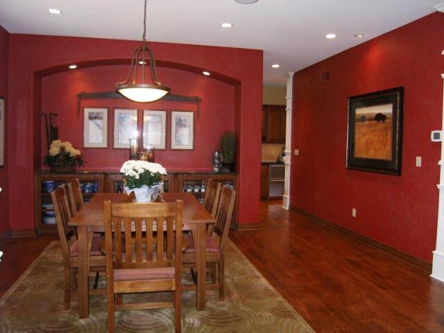 Hardwood flooring at Schmidt Custom Floors in Windsor, CO