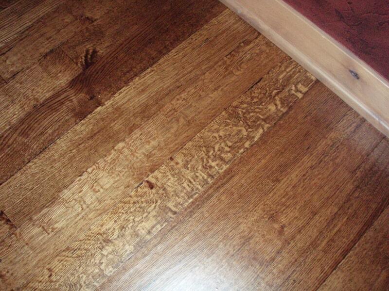 Hardwood flooring at Schmidt Custom Floors in Loveland, CO