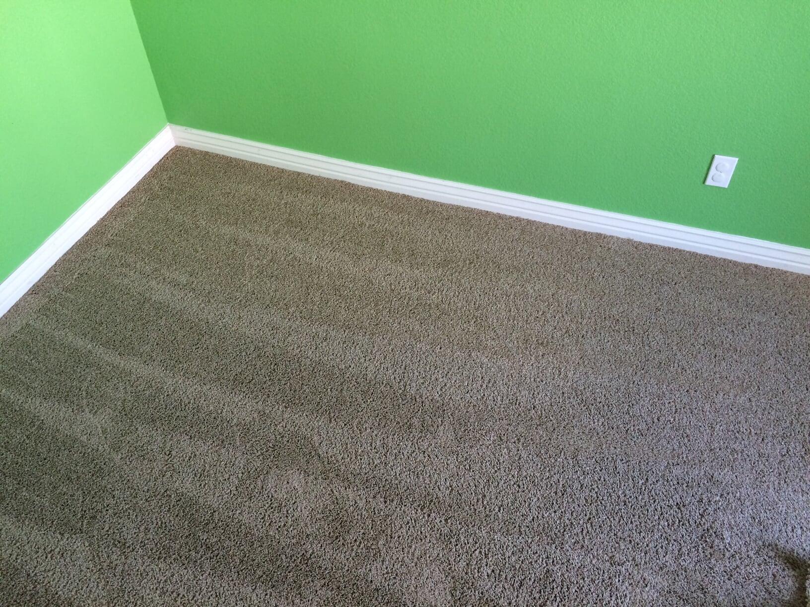 New carpet flooring installation in Sun City, AZ from Cornerstone Flooring Brokers