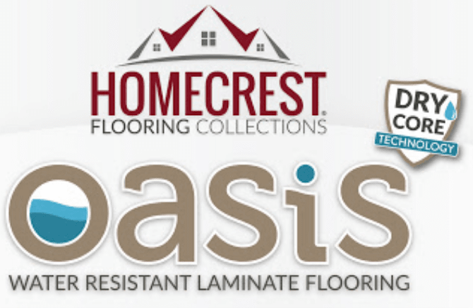Homecrest Oasis at Richmond Interiors in New Baltimore, MI