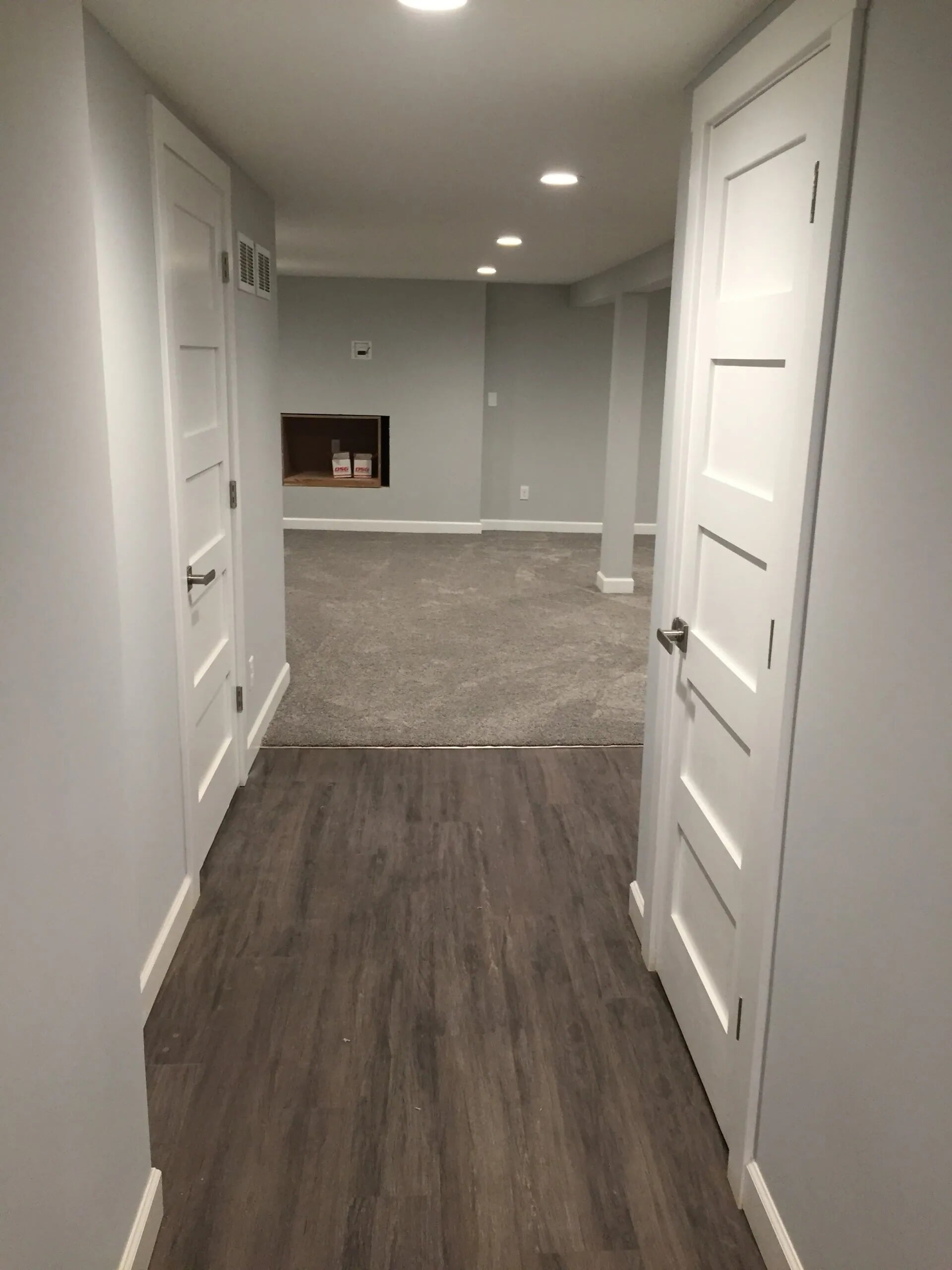Hardwood and carpet installation in Lakeville, MN from Infinite Floors and More