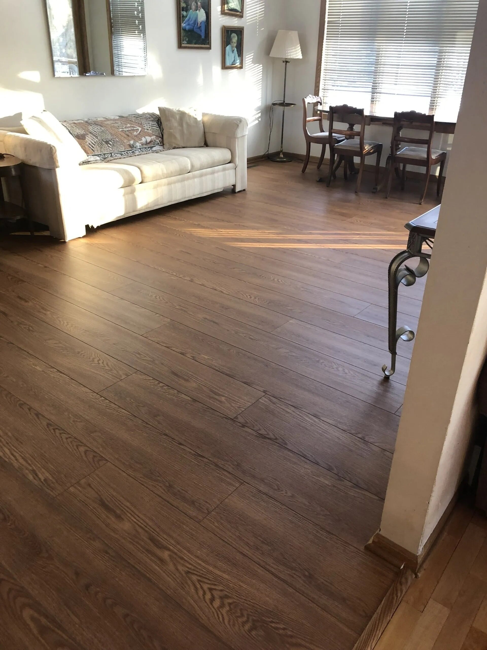 Classic hardwood flooring in Apple Valley, MN from Infinite Floors and More