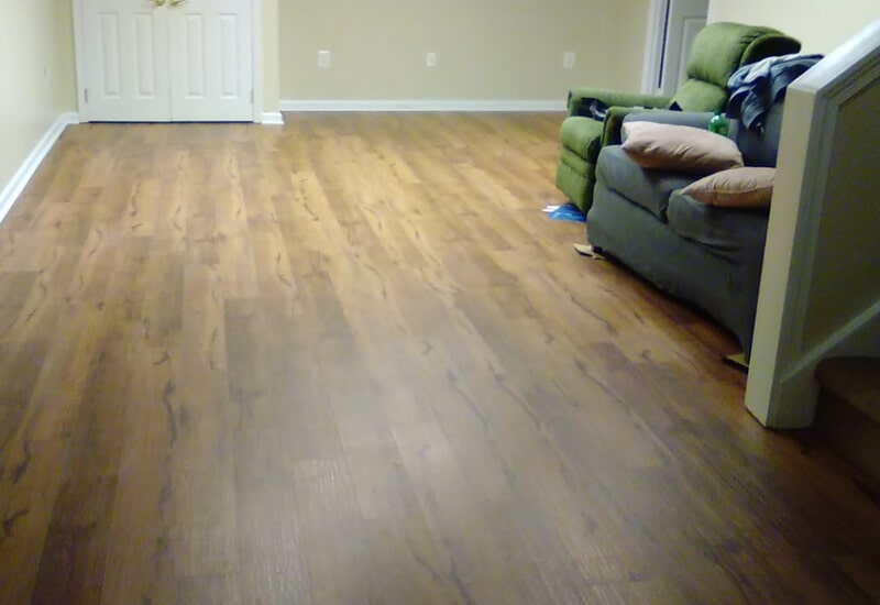 Vinyl plank from Olden Carpet and Flooring in Doylestown, PA
