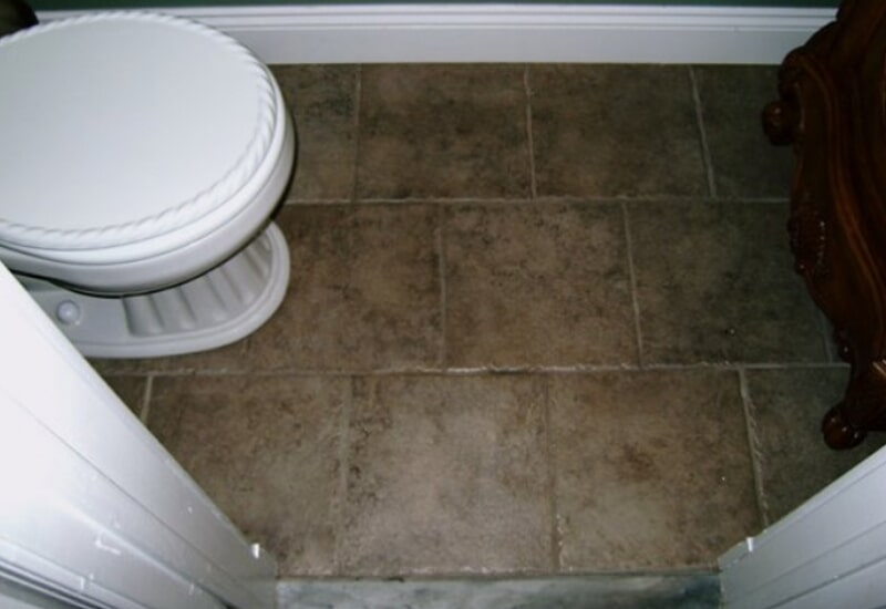 Bathroom tile from Olden Carpet and Flooring in Langhorne, PA