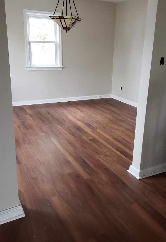 Hardwood flooring from Olden Carpet and Flooring in Bucks County, PA