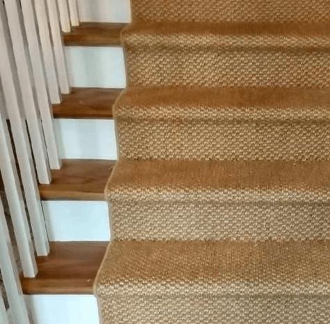 Stair runner from Suttles Flooring in Forsyth, GA