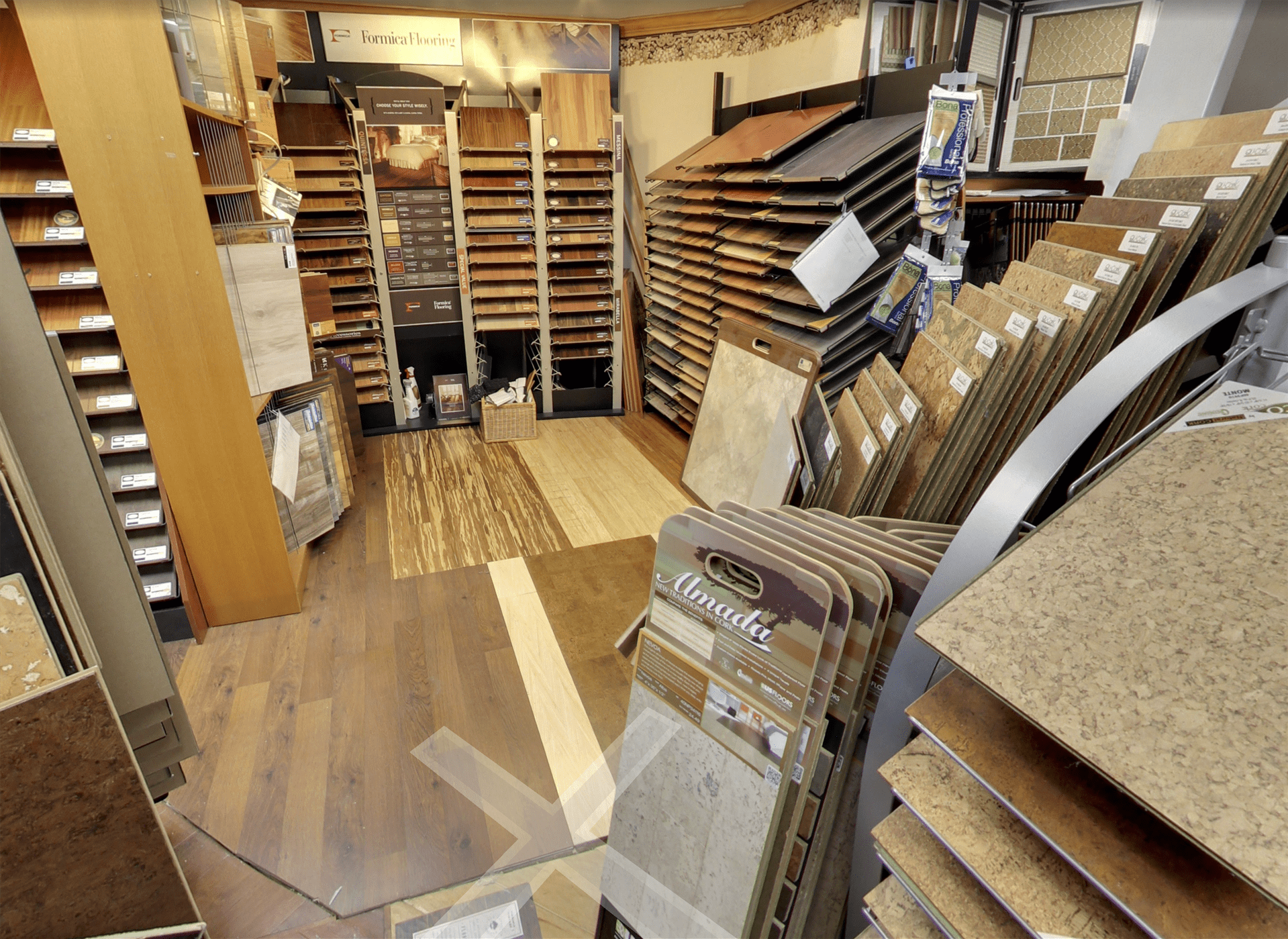 Cork flooring options for your Fairbanks, CA home from Geneva Flooring