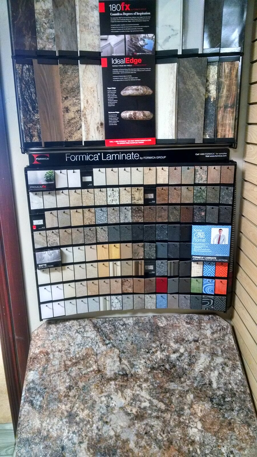 Formica Station available at All American Home Center in Chickasha, OK