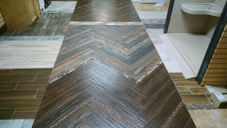 Inside Floor Tile available at All American Home Center in Chickasha, OK