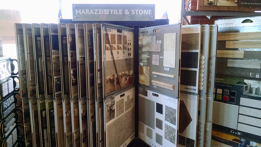 Marazzi Tile & Stone available at All American Home Center in Chickasha, OK