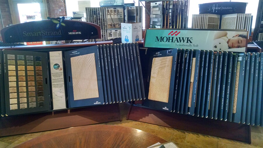 Mohawk Carpet available at All American Home Center in Chickasha, OK