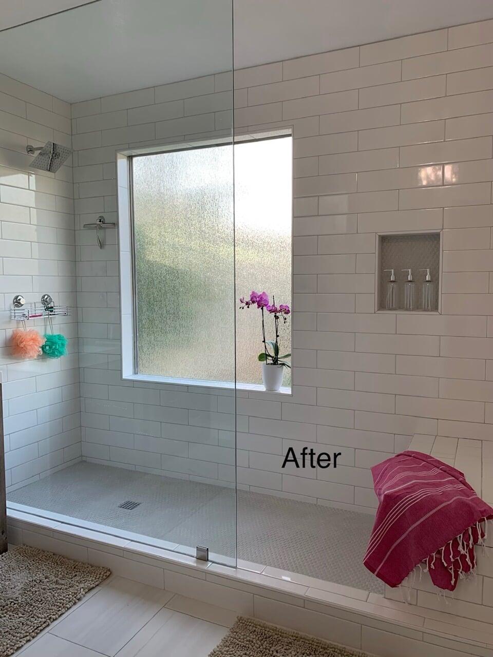 After a professional bathroom renovation in Glendale, AZ