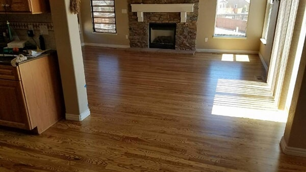 Vinyl planks from Hardwood Flooring Specialist in Monument, CO