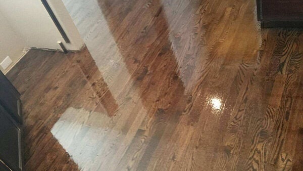 Vinyl plank flooring from Hardwood Flooring Specialist in Monument, CO