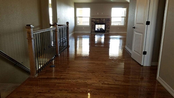 Luxury vinyl flooring from Hardwood Flooring Specialist in Lone tree, CO