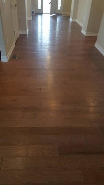 Vinyl flooring from Hardwood Flooring Specialist in Castle Rock, CO
