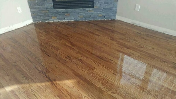 Luxury vinyl flooring from Hardwood Flooring Specialist in Castle Rock, CO