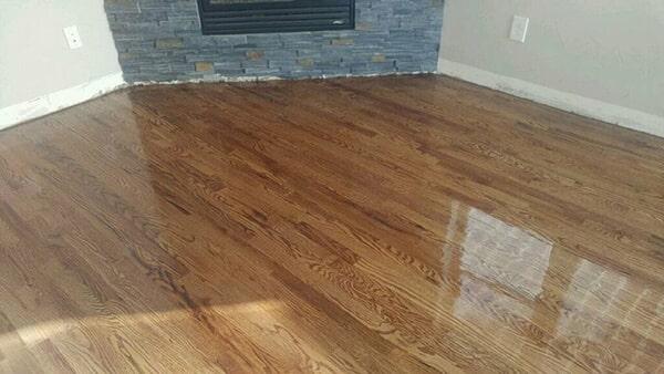 Luxury vinyl flooring from Hardwood Flooring Specialist in Castle Rock, CO