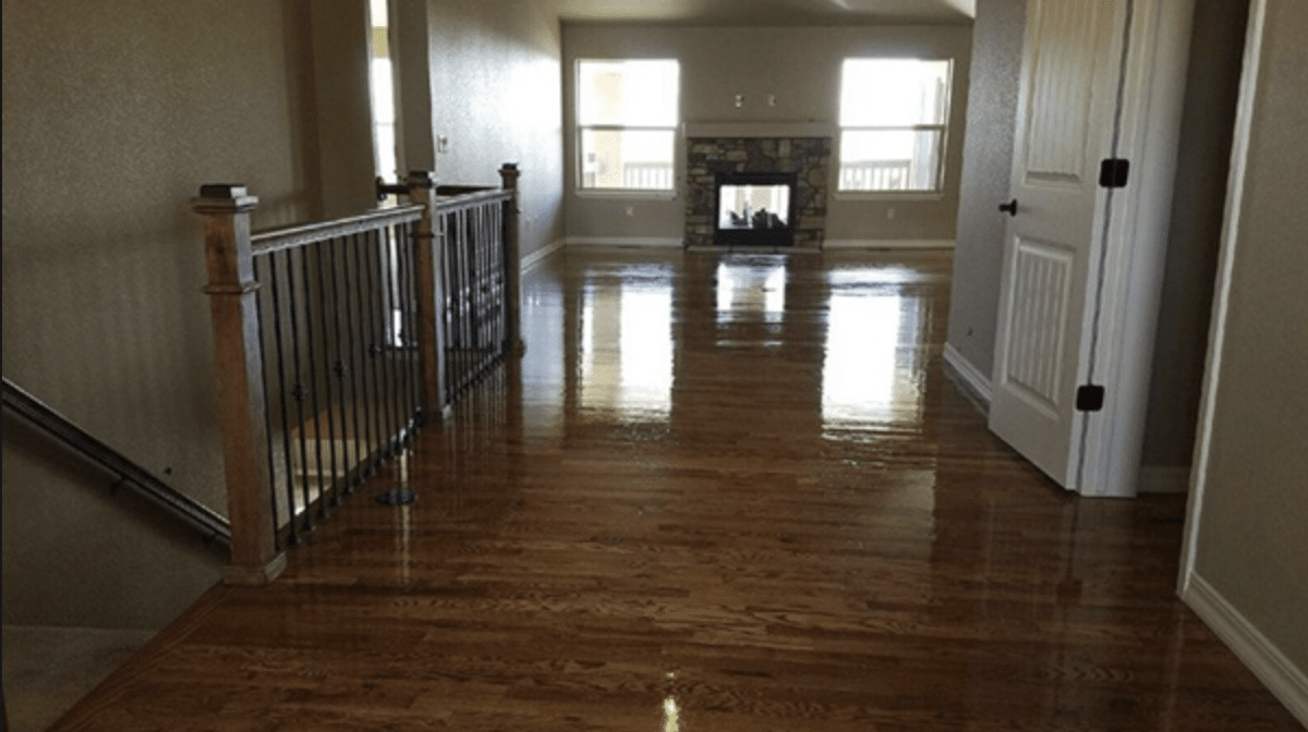 Luxury vinyl flooring from Hardwood Flooring Specialist in Colorado Springs, CO