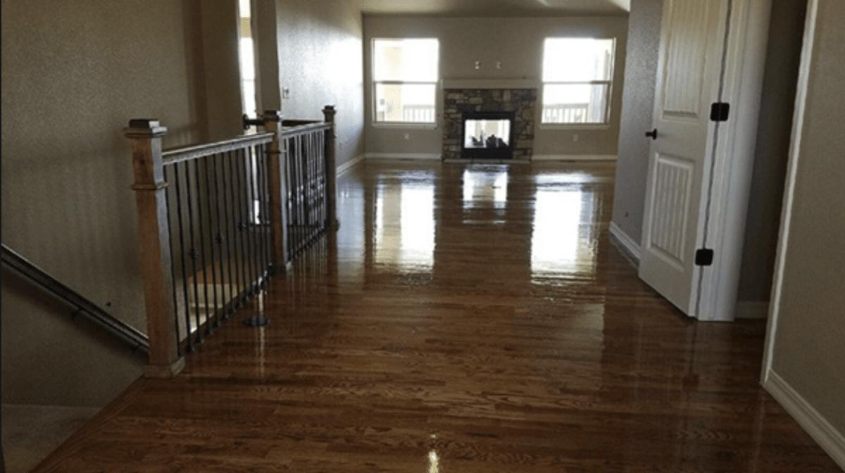 Luxury vinyl flooring from Hardwood Flooring Specialist in Colorado Springs, CO