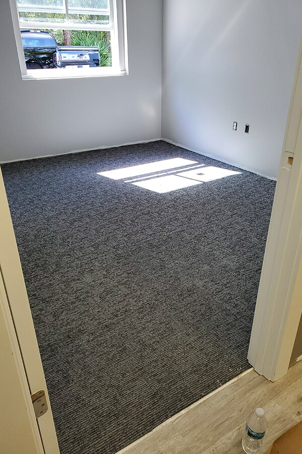 SFI Firefox Browser Carpet Tiles in Stuart office remodel