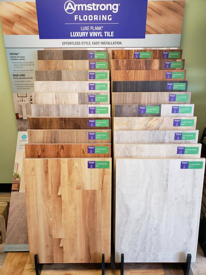 Armstrong luxury vinyl flooring for your Manchester, NH home from ADF Flooring LLC