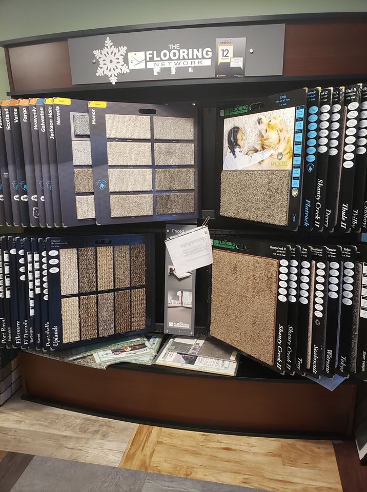 Find the perfect carpet for your Plymouth, NH home from ADF Flooring LLC