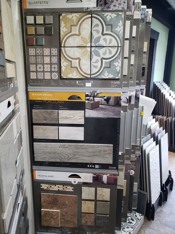 Mosaic tile options for your Plymouth, NH home from ADF Flooring LLC