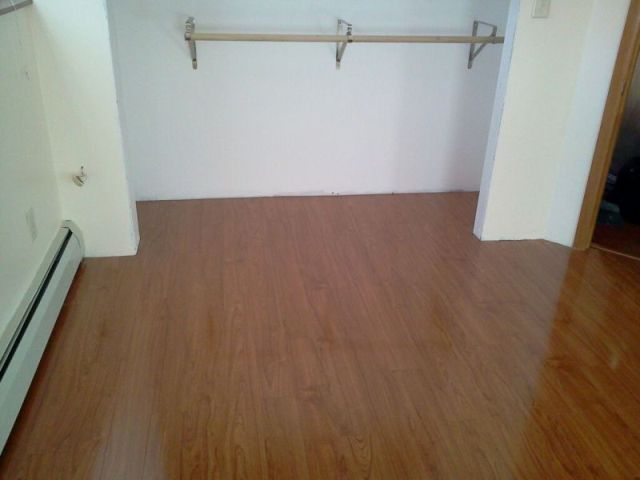 Bruce laminate basement flooring in Penacook NH