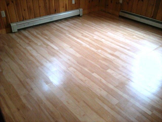 Light tone hardwood flooring in Berlin, NH from ADF Flooring LLC
