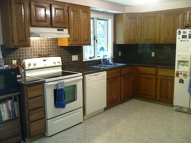 New kitchen accents in Berlin, NH from ADF Flooring LLC