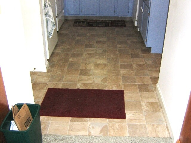 Natural look tile flooring in Plymouth, NH from ADF Flooring LLC