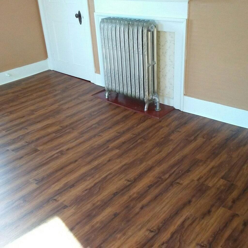 Wood look flooring in Plymouth, NH from ADF Flooring LLC