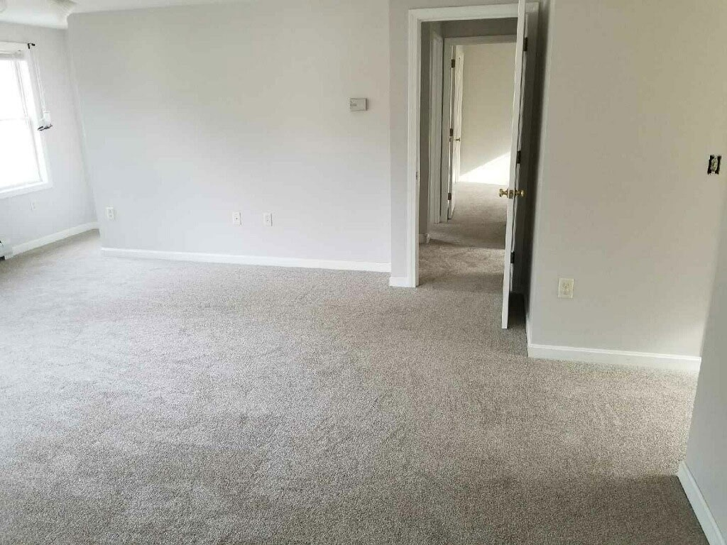 Classic carpet installation in Manchester, NH from ADF Flooring LLC