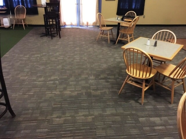 Water resistant commercial carpet in Plymouth, NH from ADF Flooring LLC