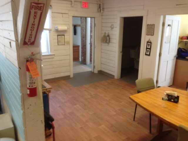 Commercial wood look vinyl in Plymouth, NH from ADF Flooring LLC