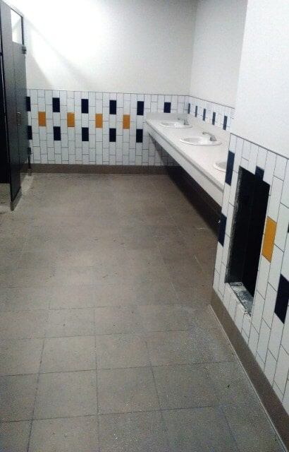 Custom commercial tile installation in Plymouth, NH from ADF Flooring LLC