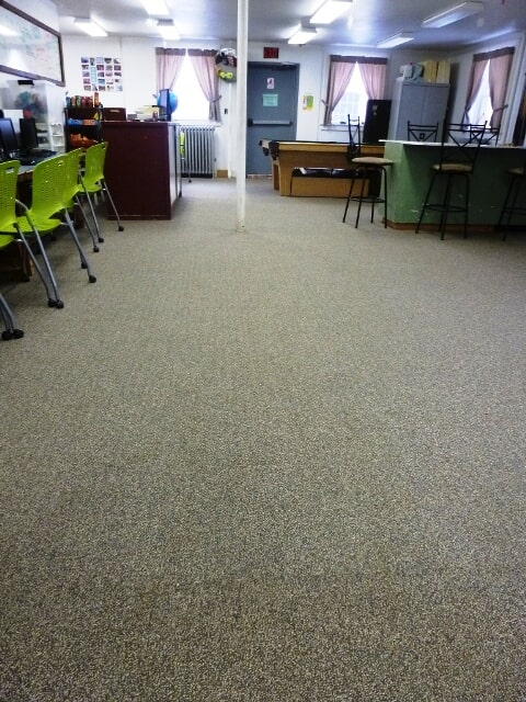 Small business carpet installation in Plymouth, NH from ADF Flooring LLC