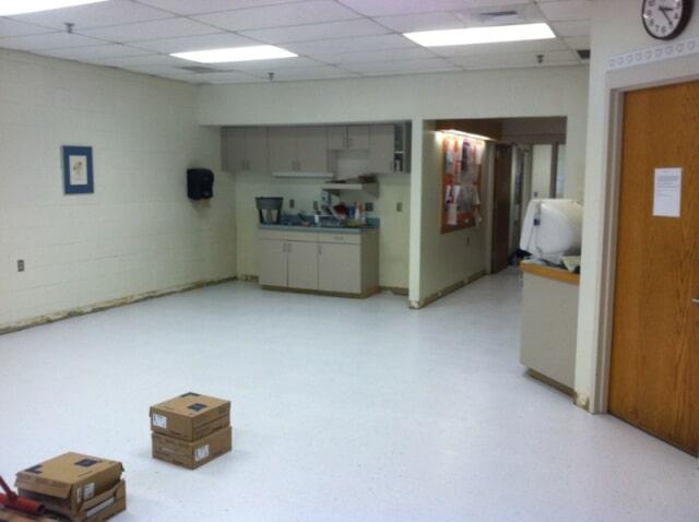 Office flooring in Berlin, NH from ADF Flooring LLC
