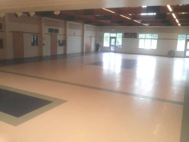 Multi purpose commercial flooring in Nashua, NH from ADF Flooring LLC