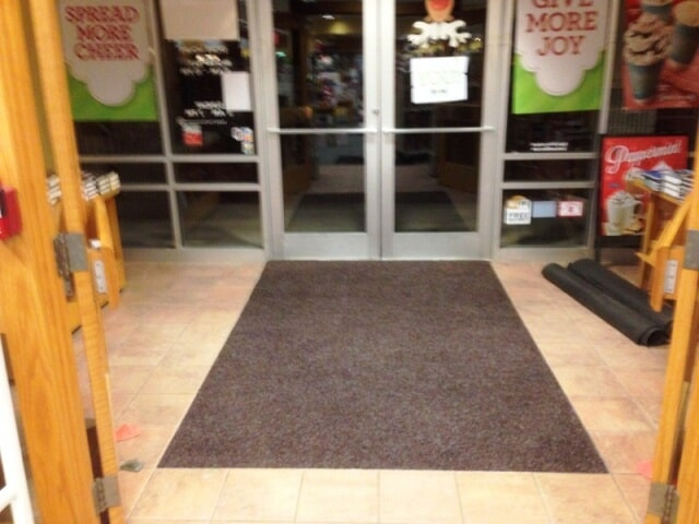Commercial tile and carpet in Plymouth, NH from ADF Flooring LLC