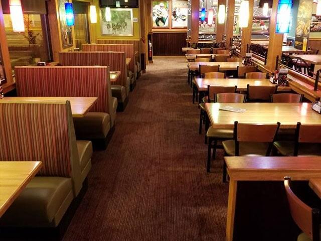 Restaurant flooring in Berlin, NH from ADF Flooring LLC