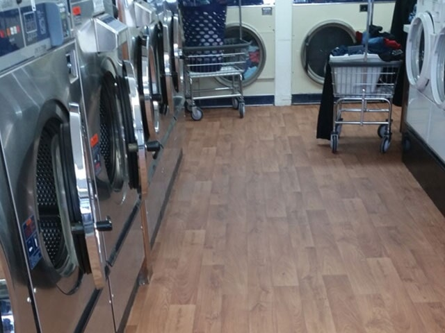 Waterproof commercial flooring in Manchester, NH from ADF Flooring LLC