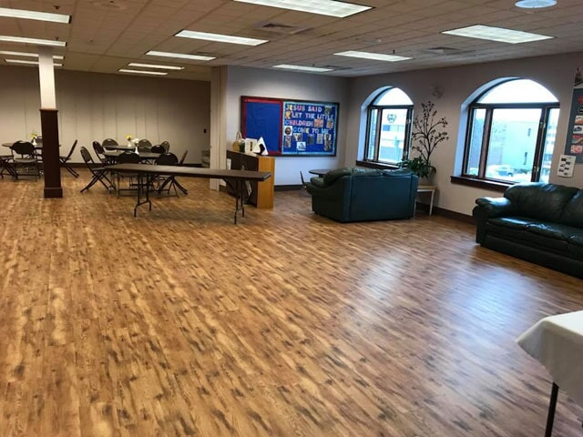 Durable commercial flooring in Plymouth, NH from ADF Flooring LLC