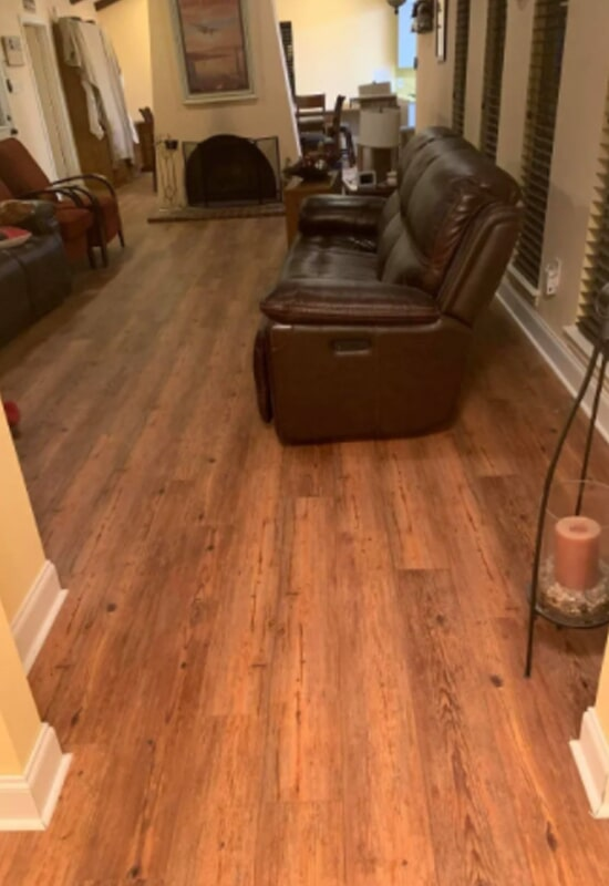 Hardwood from Steve Hubbard Floor Covering in West Baton Rouge Parish, LA
