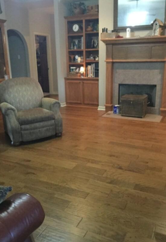 Hardwood flooring from Steve Hubbard Floor Covering in New Orleans, LA