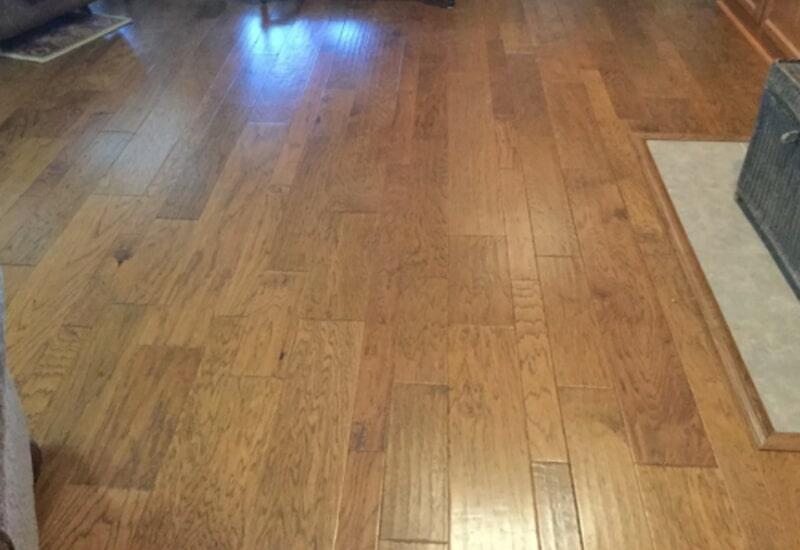 Luxury vinyl plank flooring from Steve Hubbard Floor Covering in West Baton Rouge Parish, LA